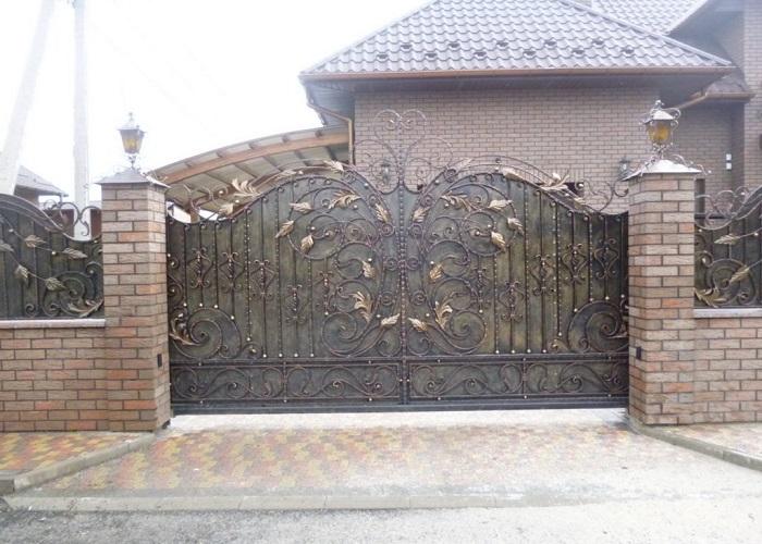 Ворота МС-040