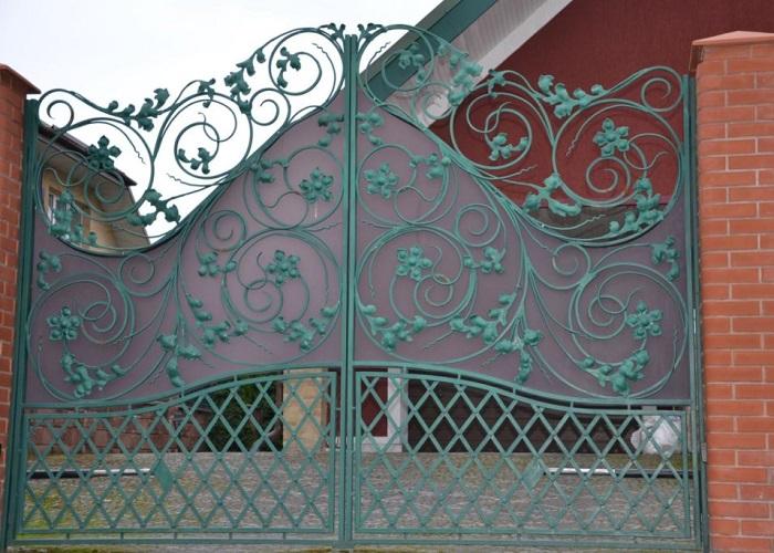 Ворота МС-041