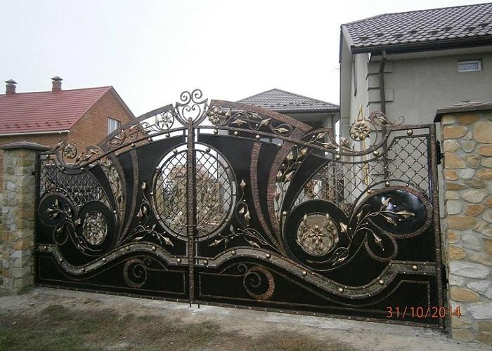 Ворота МС-042