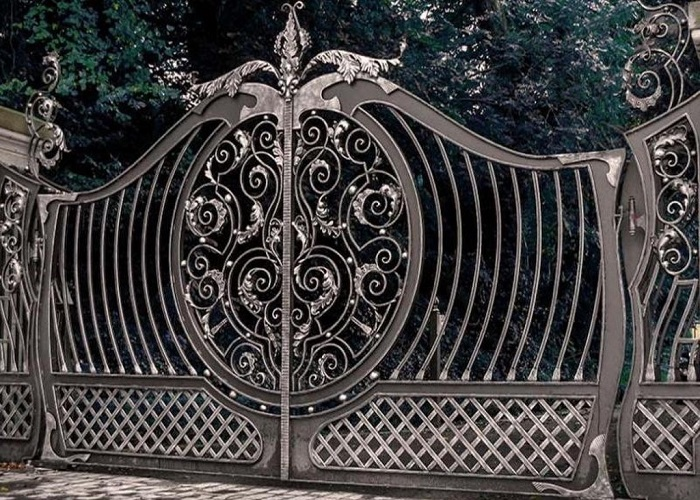 Ворота МС-043