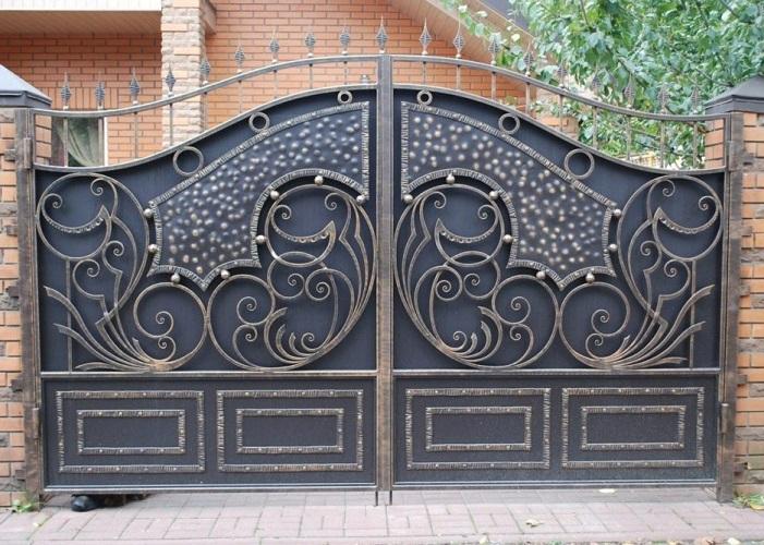 Ворота МС-044