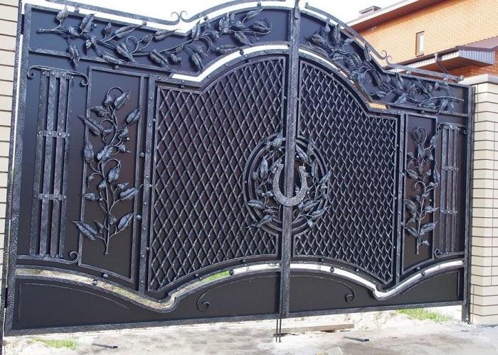 Ворота МС-045