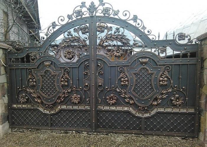 Ворота МС-046