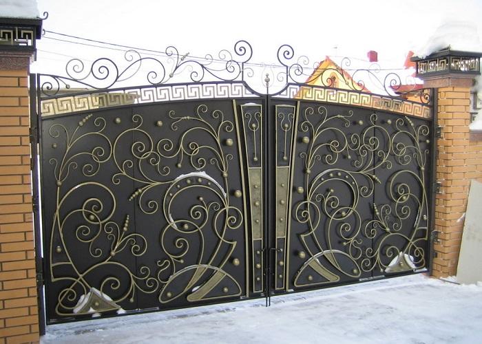 Ворота МС-047