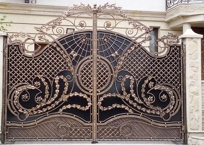 Ворота МС-048