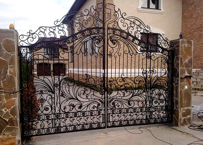 Ворота МС-050