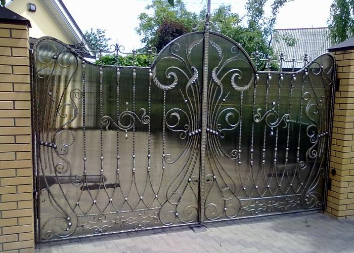 Ворота МС-051