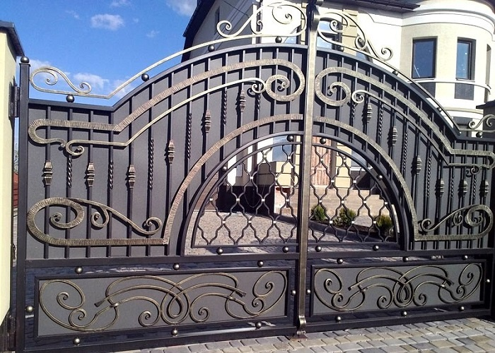 Ворота МС-052