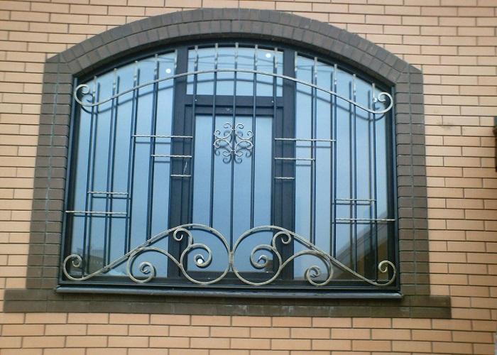 Решётка на окно МС8/34