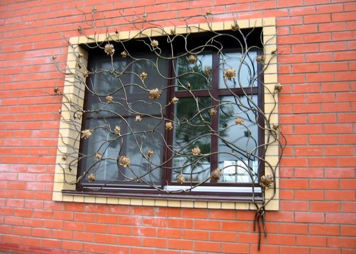 Решётка на окно МС8/36