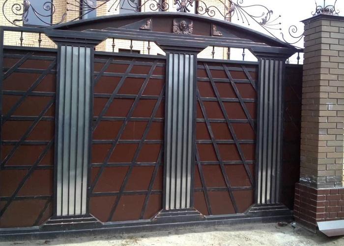 Ворота МС-031