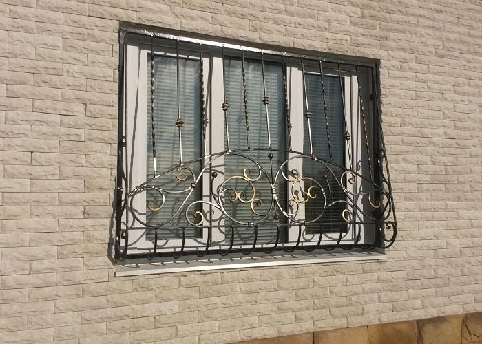 Решётка на окно МС8/19