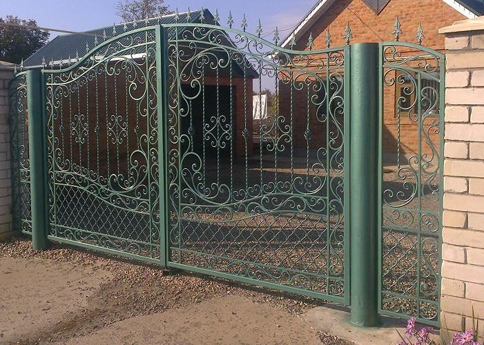 Ворота МС-038
